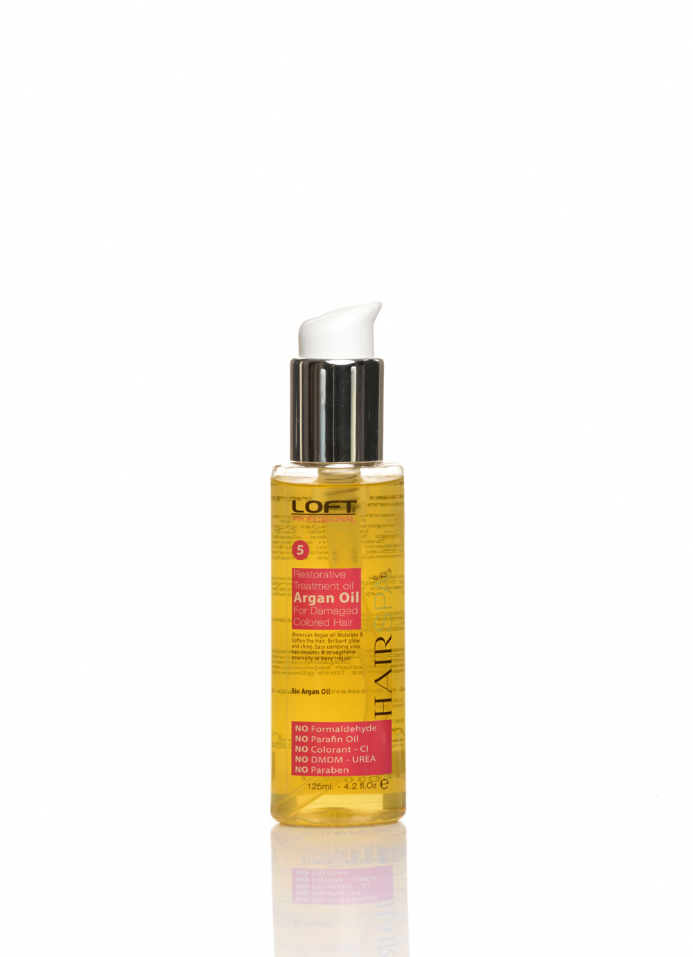 Argan Yağı Hair Treatment (Saç İçin) 125 Ml.